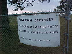 Patch Grove Cemetery