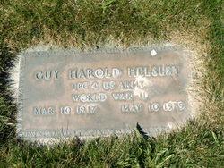 Guy Harold Helsley
