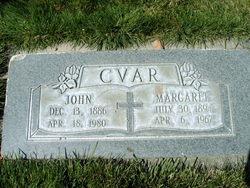 Margaret <I>Smith</I> Cvar