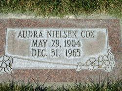 Audra Gwendlen <I>Nielsen</I> Cox