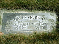 William Robinson LeFevre