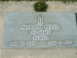 Martin B Pezel