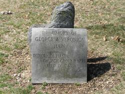 Johann George Hain