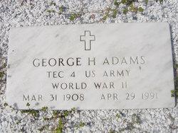 George H. Adams
