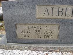 David Pryor Alberson