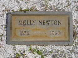 "Mary Frances ""Molly"" <I>Newton</I> Broadwell"