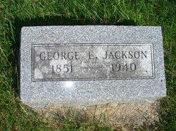 George E. Jackson