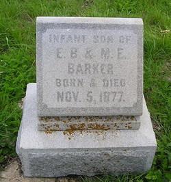 """Edward """"Eddie"""" Barker"""