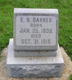"""Eleazor Block """"E.B."""" Barker"""
