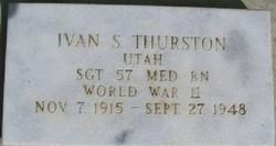 Ivan S Thurston