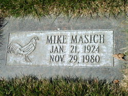 Mike Masich