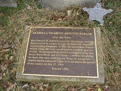 Arabella Wharton <I>Griffith</I> Barlow