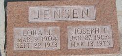 Joseph F Jensen
