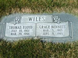 Grace <I>Bennett</I> Wiles
