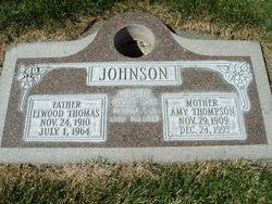 Elwood Thomas Johnson