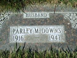 Parley Martin Downs