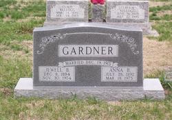Anna Belle <I>Jenkins</I> Gardner
