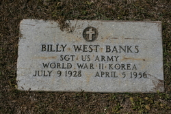 Sgt Billy West Banks