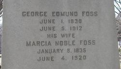 Marcia <I>Noble</I> Foss