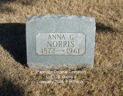 Anna <I>McLean</I> Norris