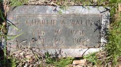 Charlie A. Watts