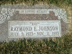 Raymond Edwin Johnson