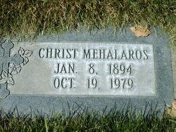 Christ A Mehalaros