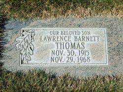 Lawrence Barnett Thomas