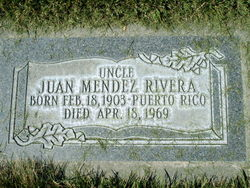 Juan Mendez Rivera