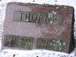 Lulu May <I>Ellis</I> Thorne