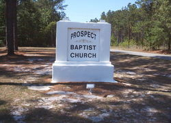 Prospect Baptist Church Cemetery