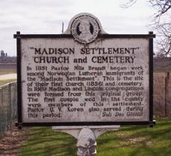 Madison Settlement Cemetery