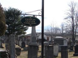 Chaplin Center Cemetery