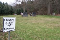 Conway Klein Cemetery