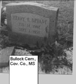 Henry Harrison Bryant