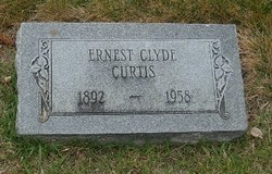 "Ernest Clyde ""Ernie"" Curtis"