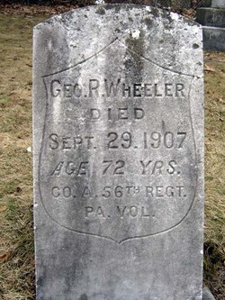 George R Wheeler