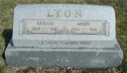 Mary Bell <I>Allison</I> Lyon
