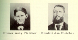 Kendall Asa Fletcher, Sr