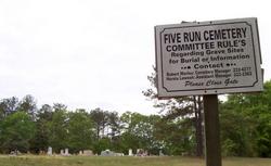 Five Runs Cemetery