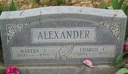 Charlie C. Alexander