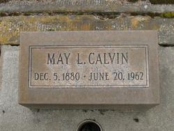 Lena May <I>Lenon</I> Calvin