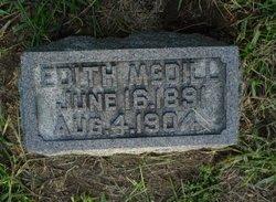 Edith McDill