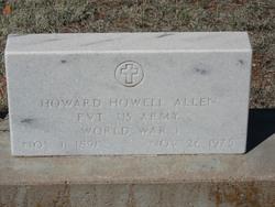 Howard Howell Allen