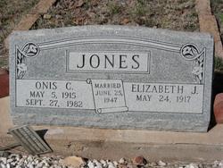 Onis C. Jones