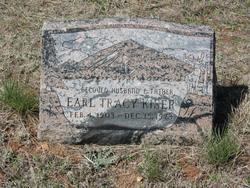 Earl Tracy Kiser