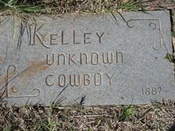 Unknown Cowboy Kelley