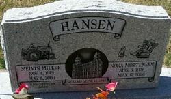 Nona <I>Mortensen</I> Hansen