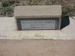 Joseph Henry Baker