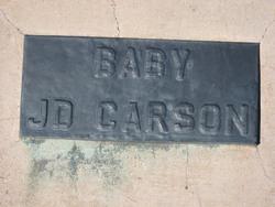 Baby J.D. Carson